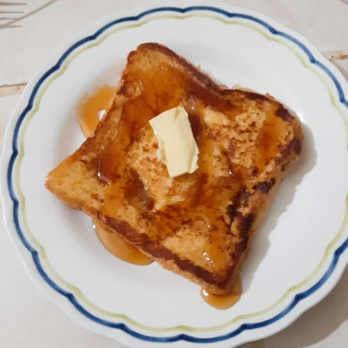 How to Make French Toast (It's Very Easy!)