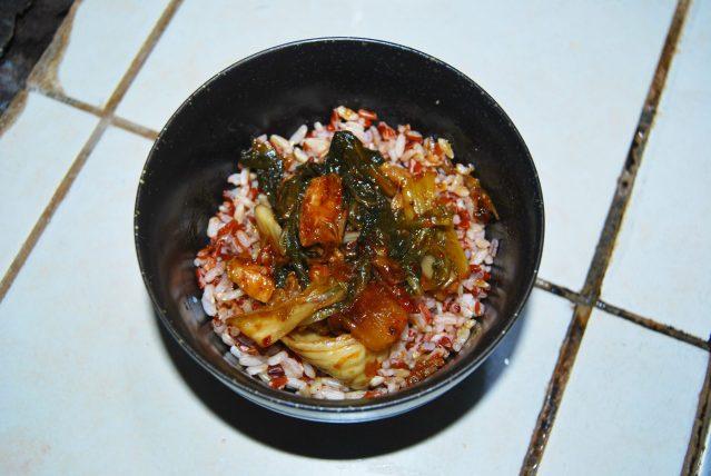 Easy and Fast Kimchi Stir-Fried Pork Recipe