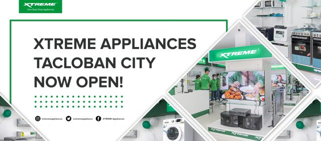 XTREME Appliances Opens 25th Branch in Tacloban City
