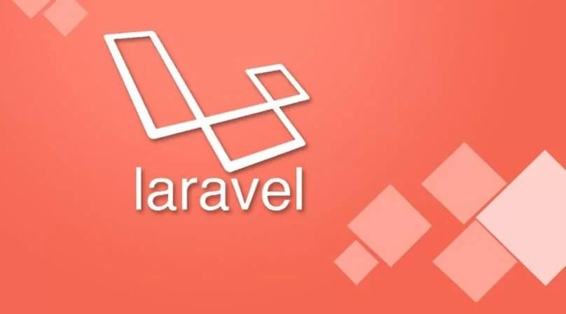 Laravel Logo, A web framework in PHP.