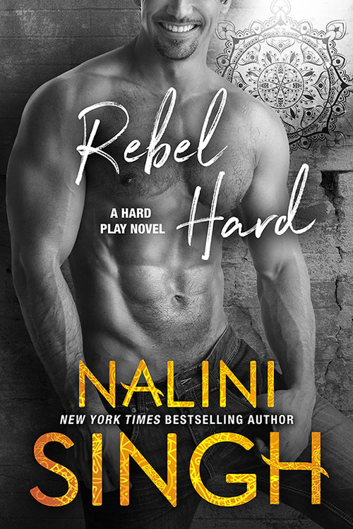 Rebel Hard cover