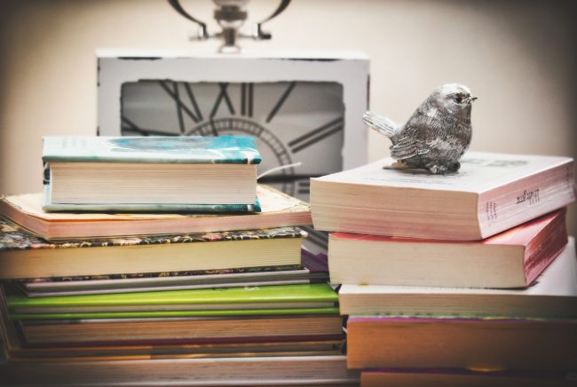 New Year Booklists: Piles of books to read in 2019