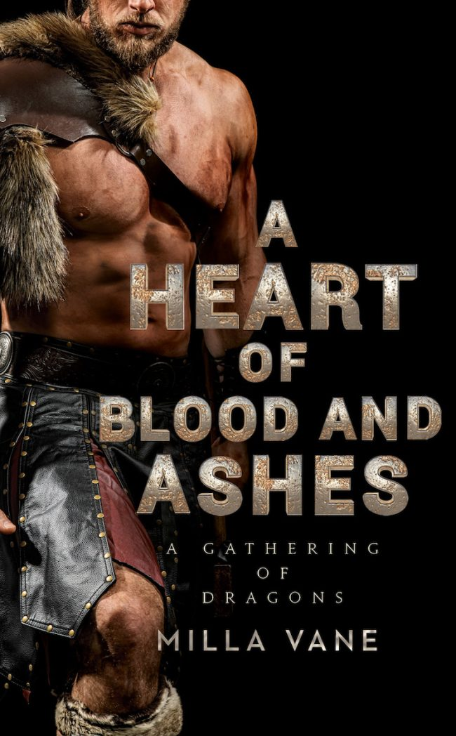 A Heart of Blood and Ashes cover art