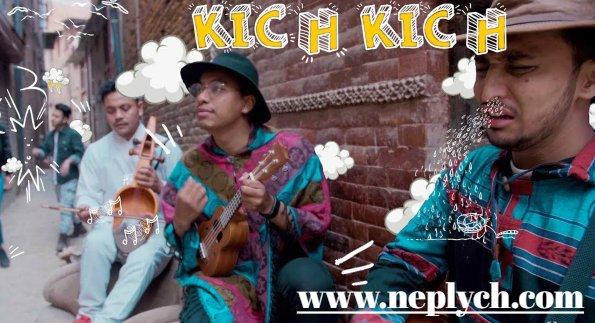 Kich Kich Lyrics - Brijesh Shrestha X Beyond | Nepali Songs Lyrics, Chords, Tabs | Neplych