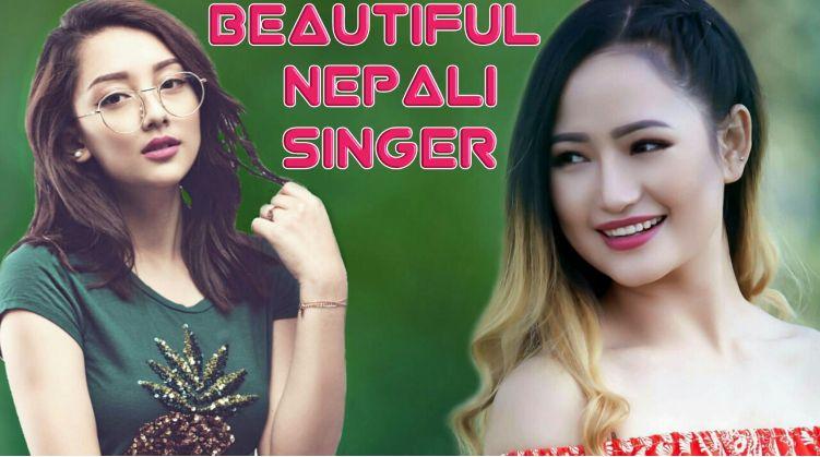 10 Most Beautiful Nepali Singer Nepali Female Singer List Neplych