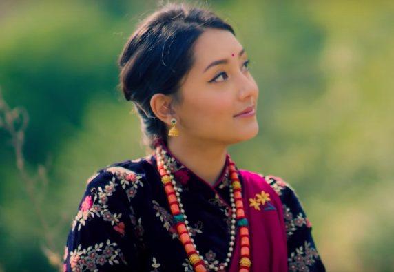 Saalima Nadi Lyrics - Trishna Gurung   Trishna Gurung Songs Lyrics, Chords, Mp3, Tabs