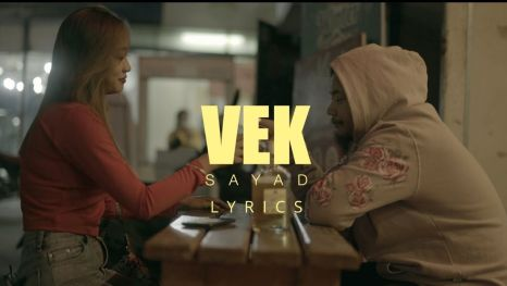 Sayad Lyrics - VEK (Bibek Waiba Lama) Latest Nepali Songs Lyrics, Chords, Mp3