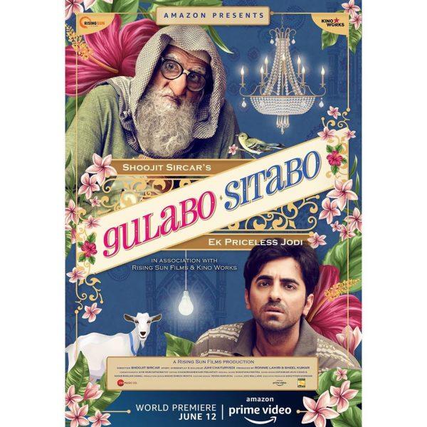Kanjoos Lyrics – Gulabo Sitabo   Amitabh Bachchan, Ayushmann Khurrana