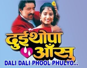 Dali Dali Phool Phulyo Lyrics – Sadhana Sargam