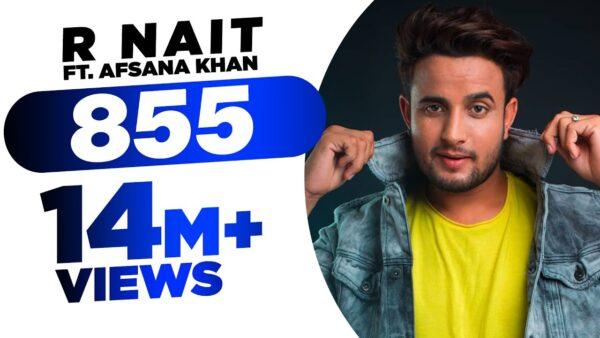 855 Lyrics – R Nait & Afsana Khan
