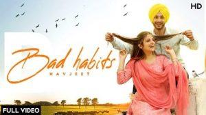 Bad Habits Lyrics – Navjeet