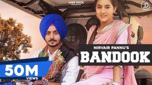 Bandook Lyrics – Nirvair Pannu