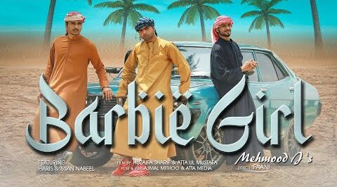 Barbie Girl Lyrics – Mehmood J