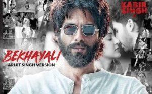 Bekhayali Lyrics – Arijit Singh
