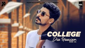College Dia Yaariyan Lyrics – Bal