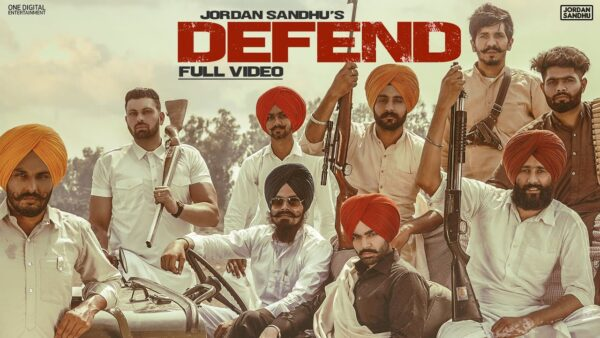 Defend Lyrics – Jordan Sandhu