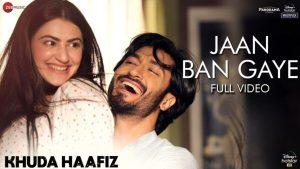 Jaan Ban Gaye Lyrics – Mithoon, Vishal Mishra & Asees Kaur