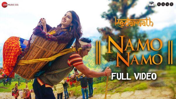 Namo Namo Lyrics – Amit Trivedi (Kedarnath)