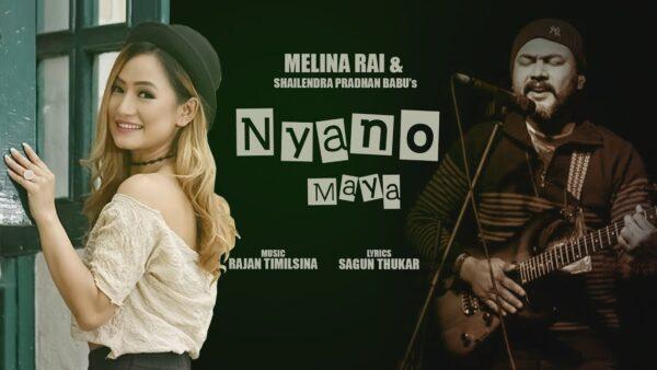 Nayano Maya Lyrics - Melina Rai & Sailendra M.Pradhan (Babu)