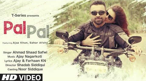Pal Pal Lyrics – Ahmad Shaad Safwi