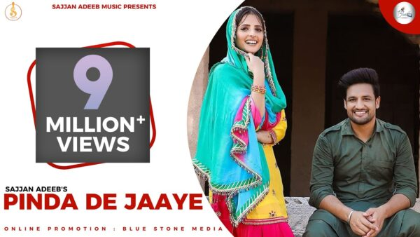 Pindan De Jaye Lyrics – Sajjan Adeeb