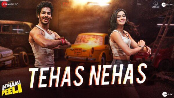 Tehas Nehas Lyrics – Shekhar Ravjiani & Prakriti Kakar