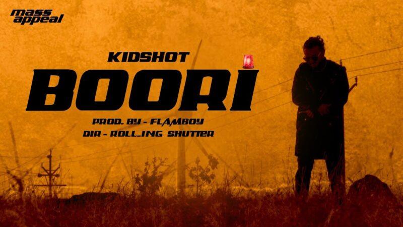 Boori Lyrics – Kidshot