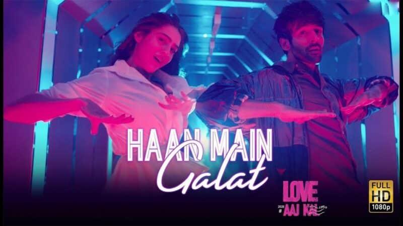 Haan Main Galat Lyrics – Arijit Singh & Shashwat Singh