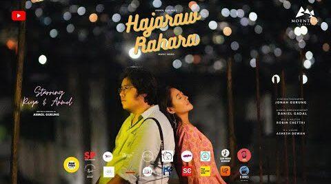 Hajaraw Rahara Lyrics - Anmol Gurung