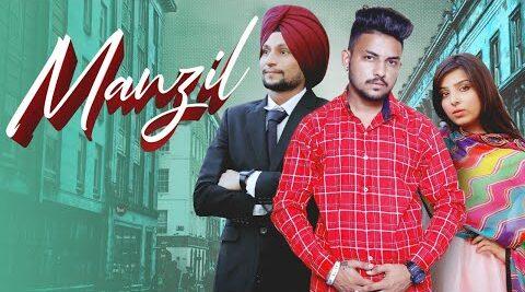 Manzil Lyrics - V Chouhan