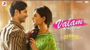 Valam Lyrics – Arijit Singh & Priya Saraiya