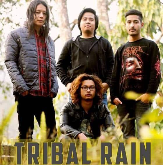 Kalo Lyrics - Tribal Rain