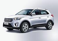 Hyundai Creta SX+ A T(1591cc) Price in Nepal