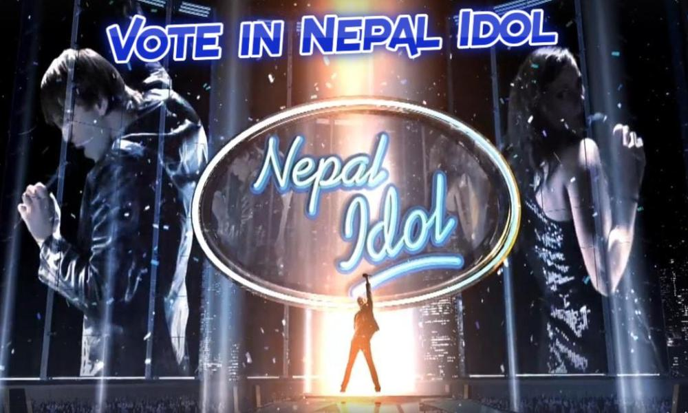 Nepal Idol Voting method
