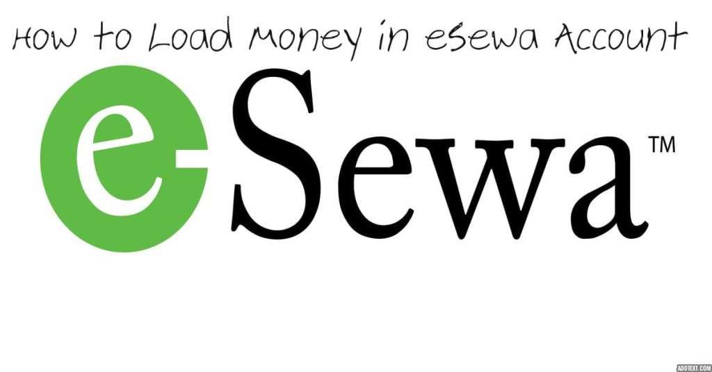 load money in esewa account