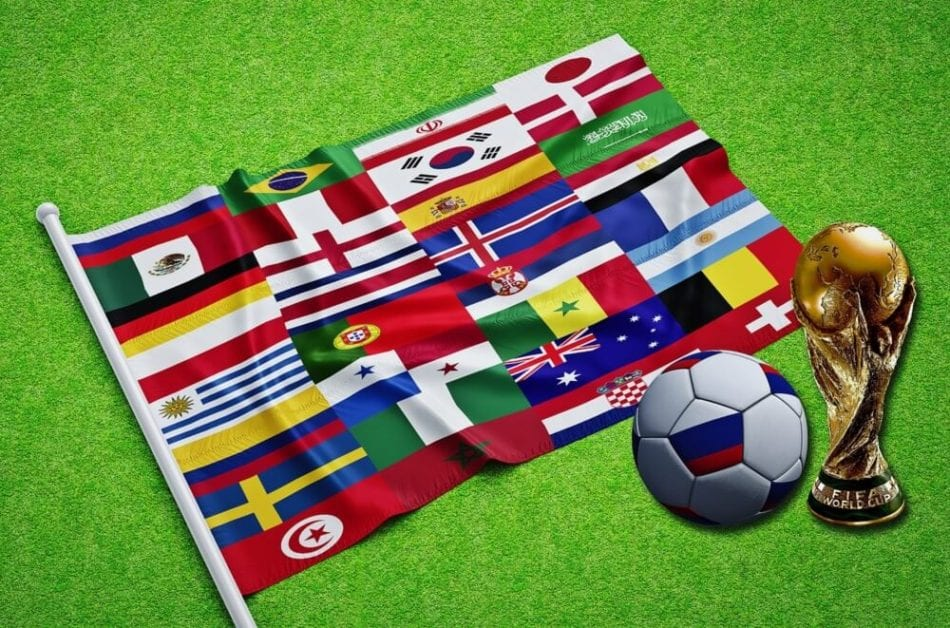 FIFA World Cup 2018 Schedule Uk Time And TV