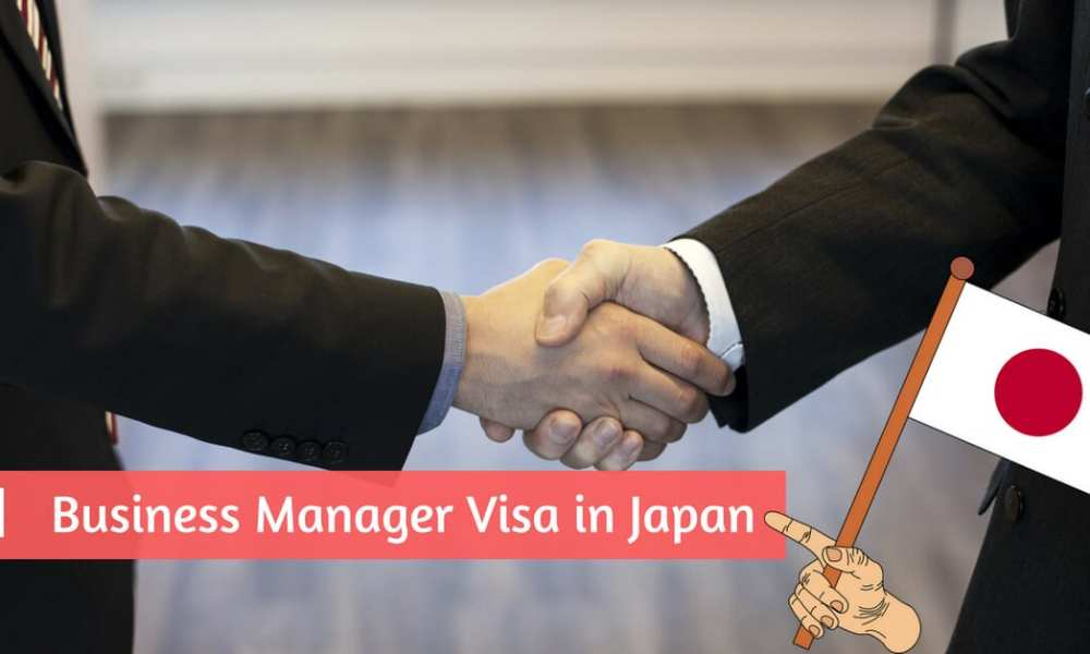 Business Manager Visa in Japan