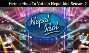 how to vote in nepal idol season 2