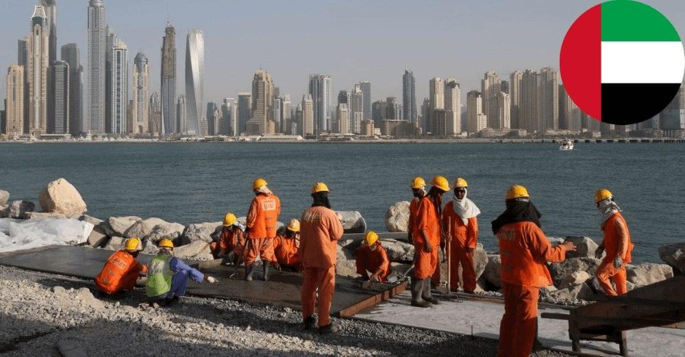 change job in UAE