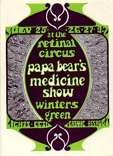 Papa Bears Medicine Show Papa Bears Medicine Show