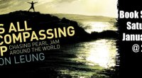 "On Saturday January 8th at 2PM, we will be hosting a book signing for author Jason Leung for his new book ""This All Encompassing Trip – Chasing Pearl Jam Around […]"