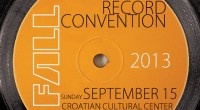 Sunday September 15th 2013 is our semi-annual Record & CD Convention at The Croatian Cultural Center (3250 Commercial Drive). Admission is $3 11am-5pm (No Early Bird!) For more info call us (604-324-1229) or […]