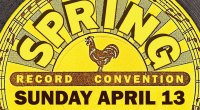 Sunday April 13th 2014 is our semi-annual Record Convention at The Croatian Cultural Center (3250 Commercial Drive). Admission is $3 11am-5pm (No Early Bird!) For more info call us (604-324-1229) or email us […]