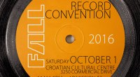 SaturdayOctober 1st, 2016is our semi-annual Record Convention atThe Croatian Cultural Centre (3250 Commercial Drive). *PLEASE NOTE* For the first time ever, this is on a Saturday. This is due to […]