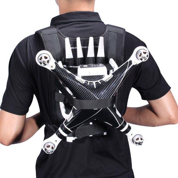Portable Shoulder Bag with Adjustable Strap for DJI Phantom