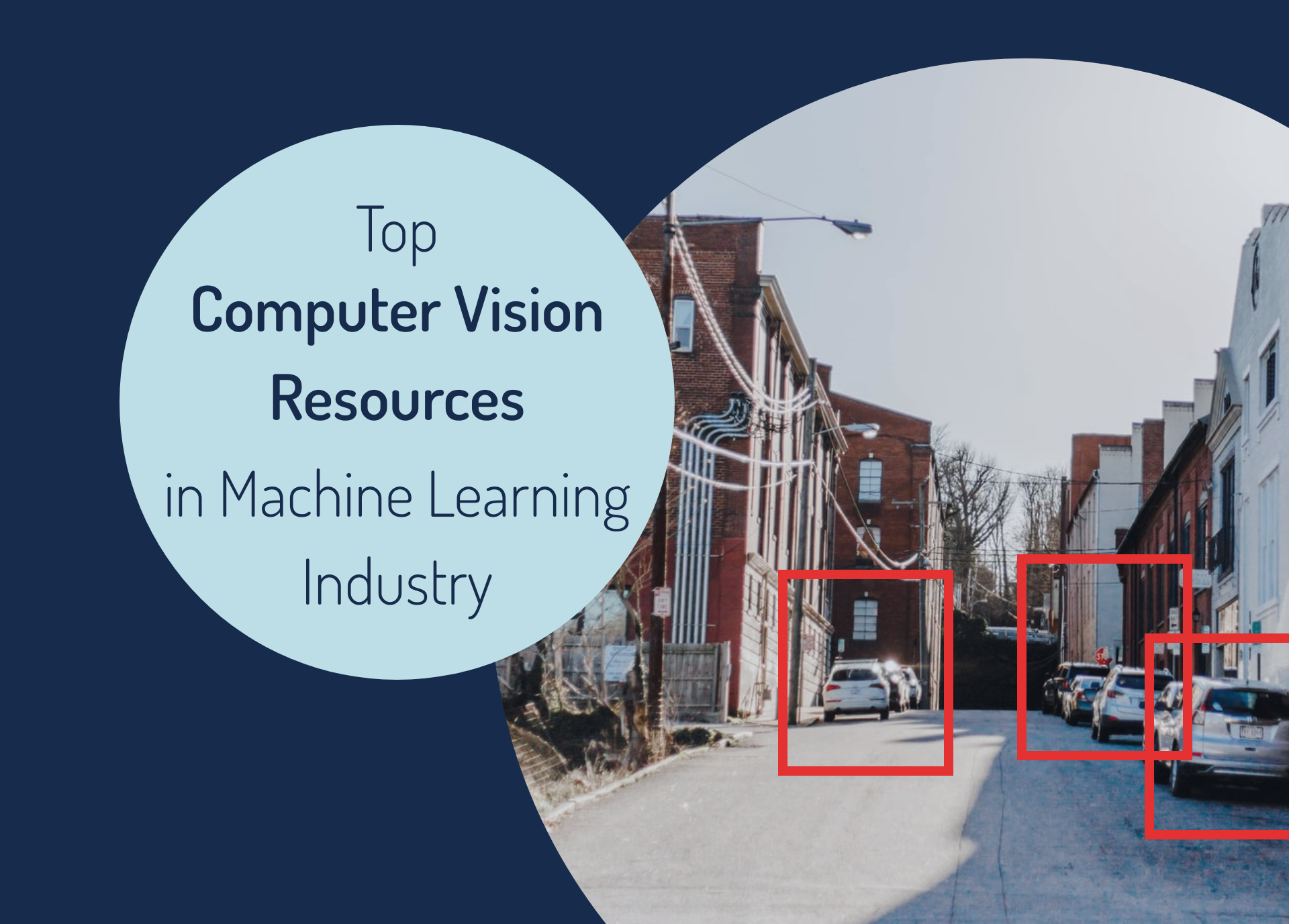 Computer Vision in Machine Learning Industry – Top 12 Best Resources and How to Use Them to Follow Current Trends