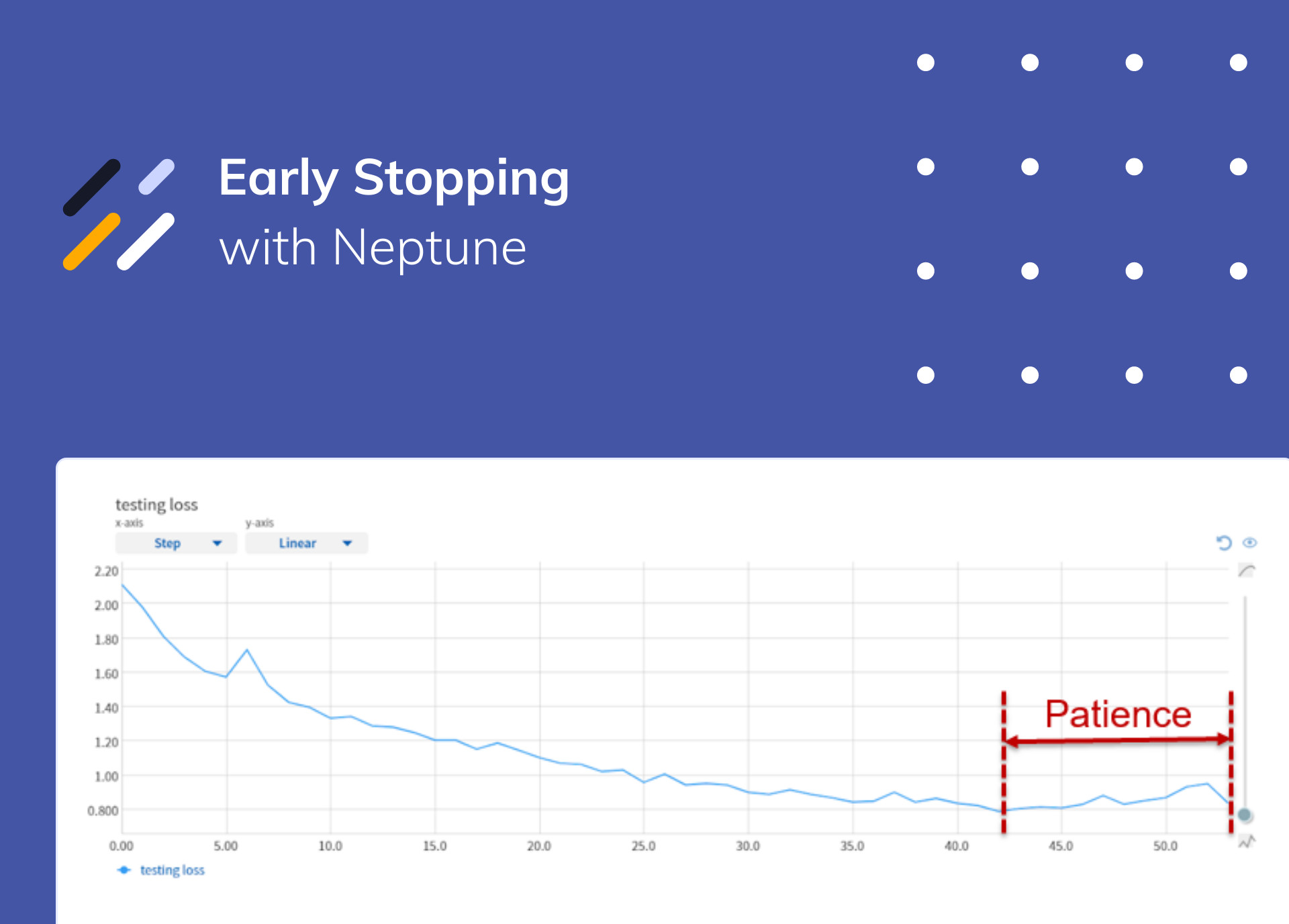 Early Stopping with Neptune