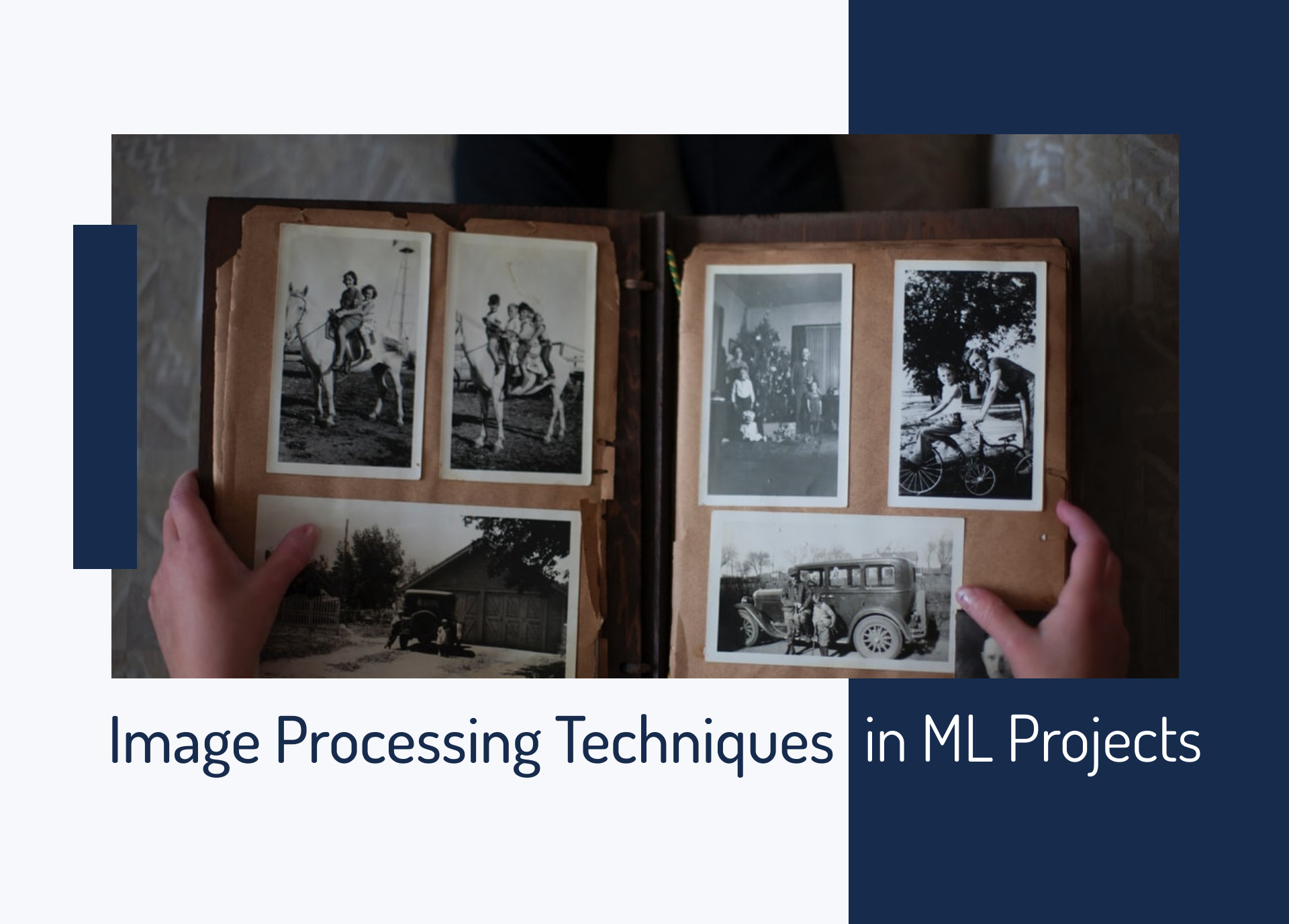 Image Processing Techniques That You Can Use in Machine Learning Projects