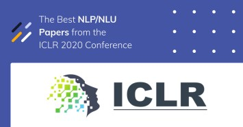 The Best NLP/NLU Papers from the ICLR 2020 Conference