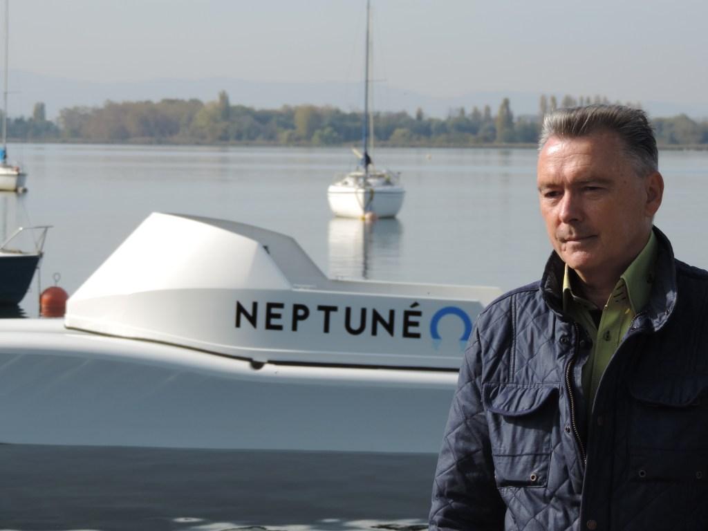 Photo Neptunéo et Olivier